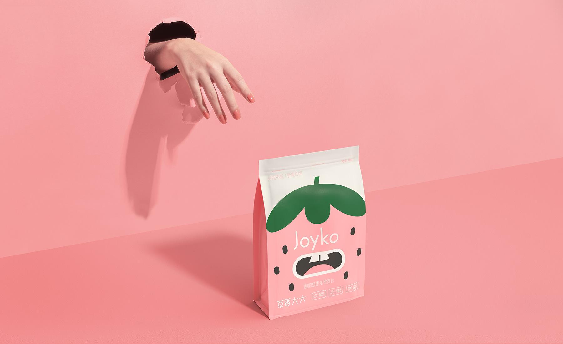 麦片包装设计